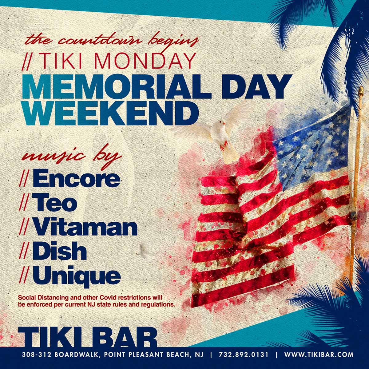 memorial weekend day